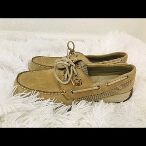 Sperry Angelfish Boat Shoe Womens Size 10